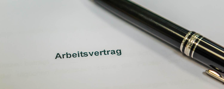 Rechtsgebiete Arbeitsvertrag Rechtsanwalt Kanzlei Lutz und Kerschner Ingolstadt